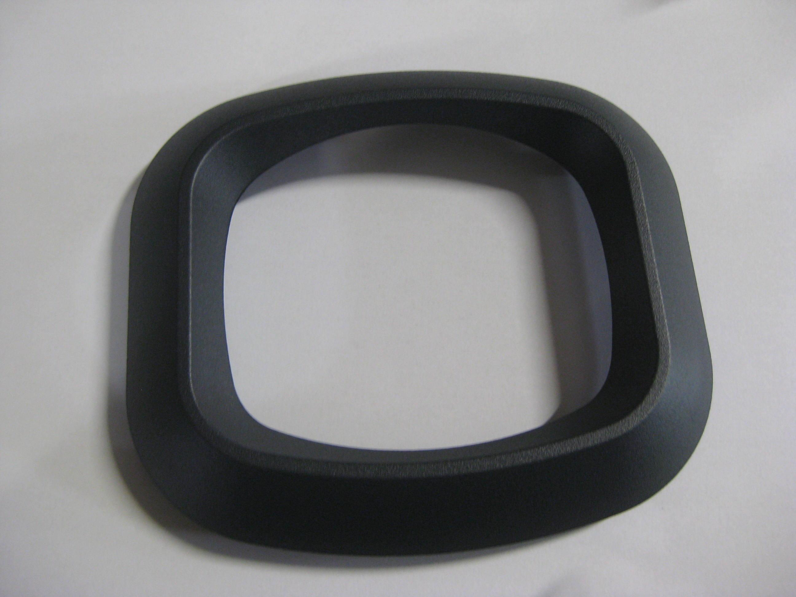 plastový rámeček řadící páky 08-02-02