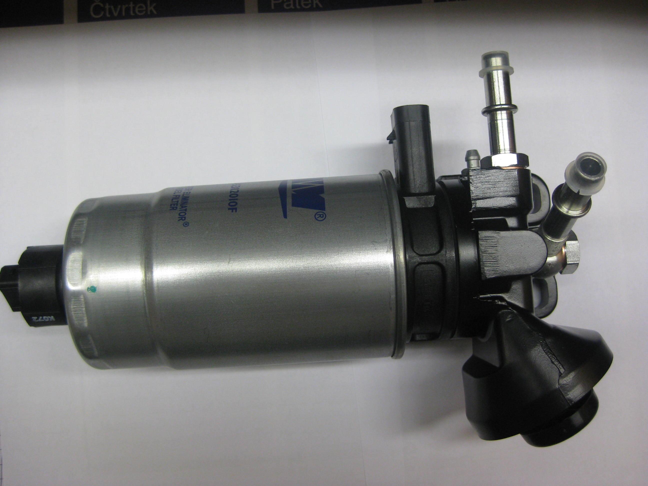 palivový filtr kompletní E4, Multicar M26
