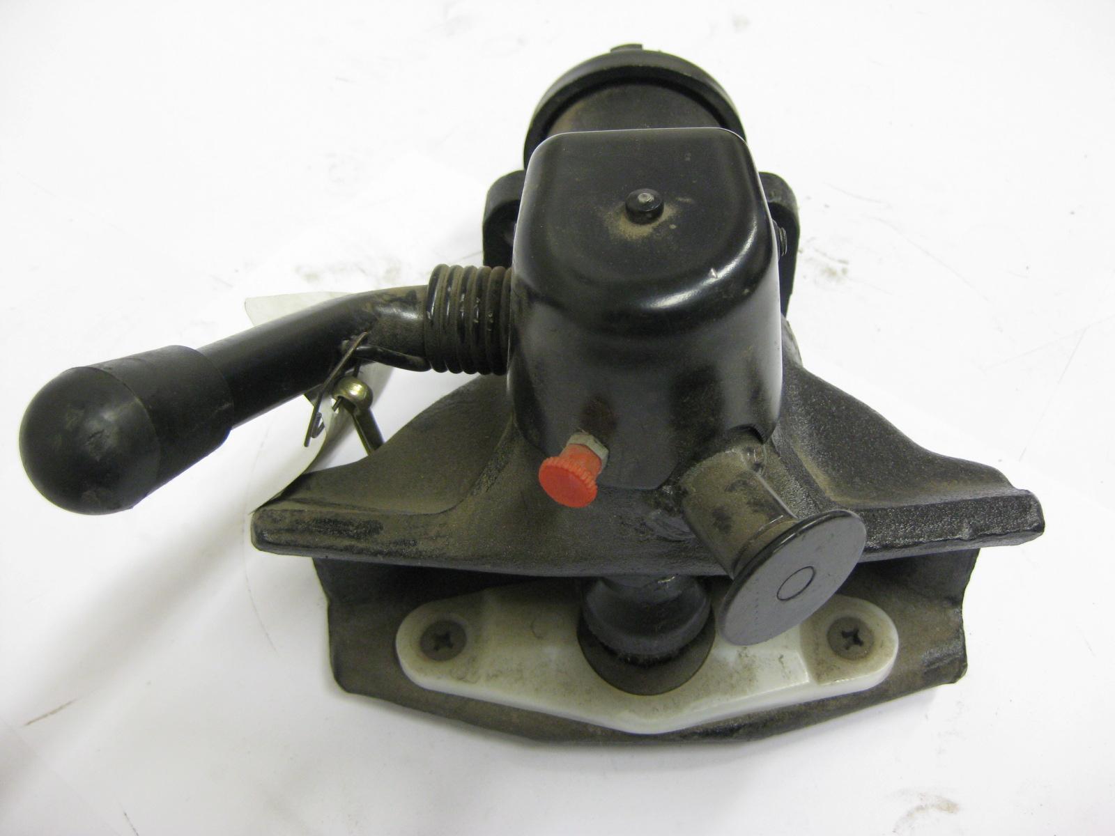 závěsné zařízení typ 604 06-08-04, Multicar M26