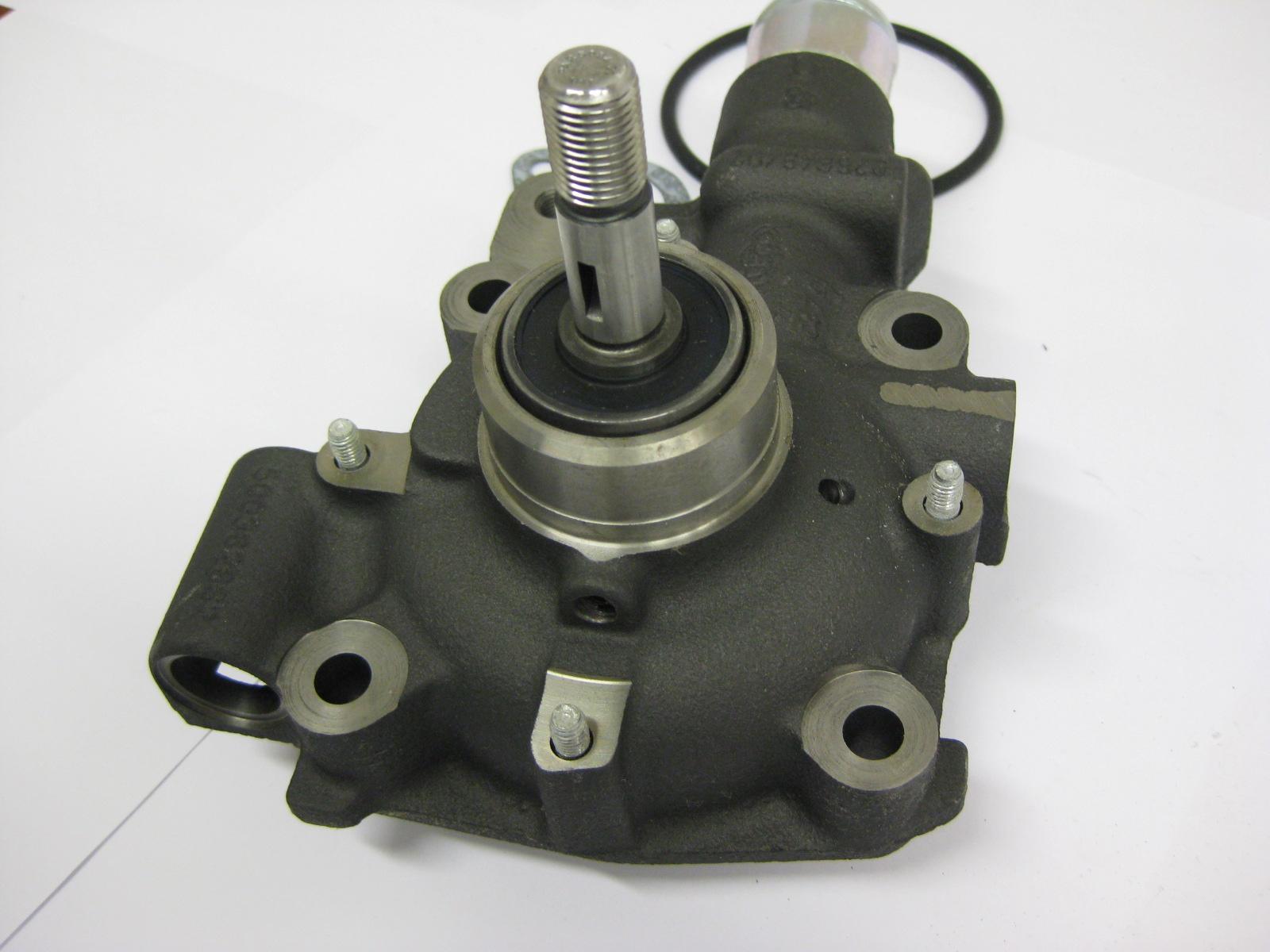 vodní pumpa, Multicar M30 FUMO