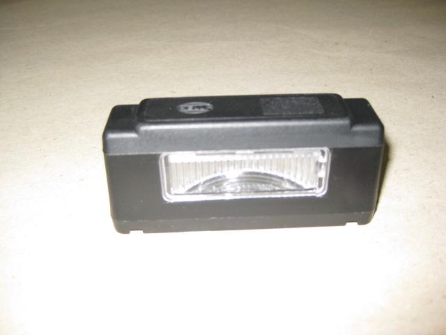 osvětlení registrační značky, Multicar M30 FUMO