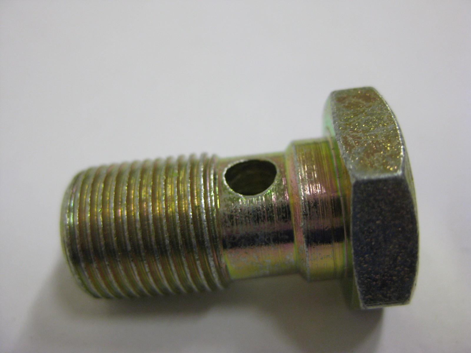 průtokový šroub M12x1 B6-16 Multicar 25