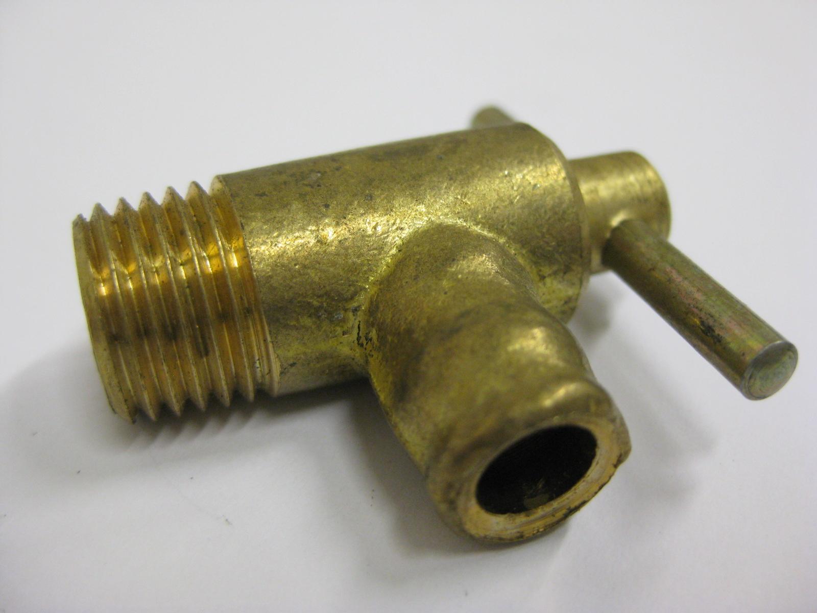 vypouštěcí ventil vody M1-14